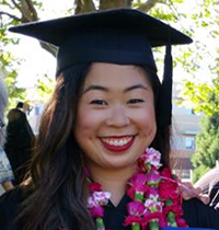 Volunteer Story - Kristy Inouye