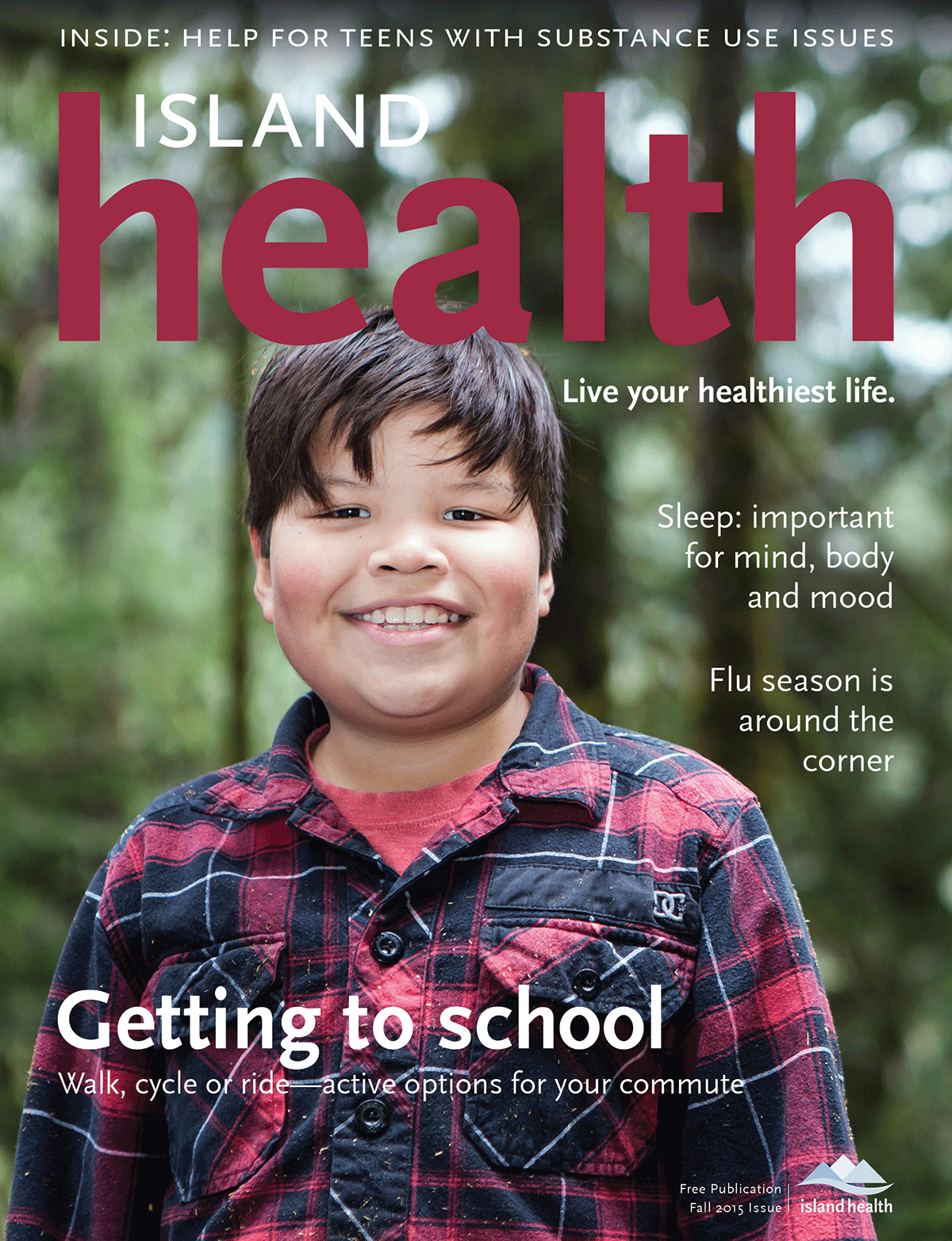 Island Health Magazine fall 2015