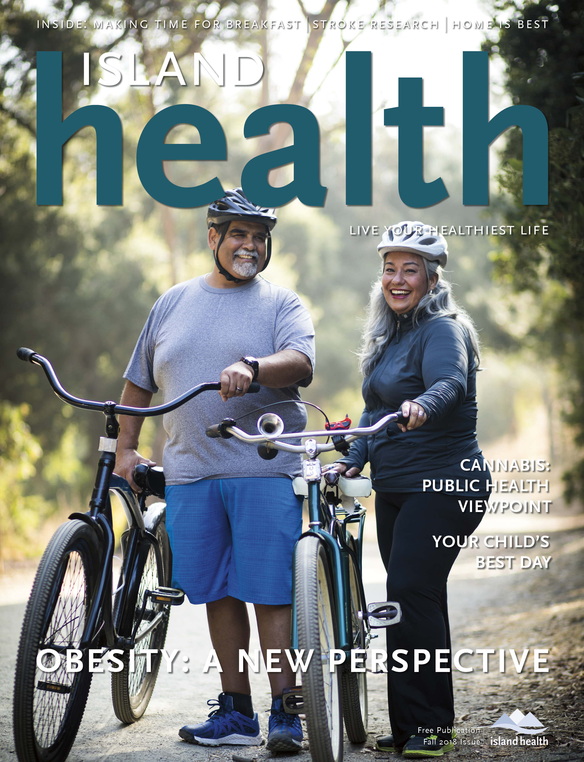 Island Health Magazine Fall 2018