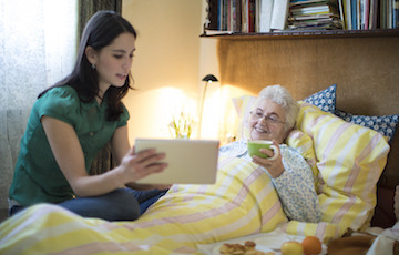 Assisted Living & Residential Care Services