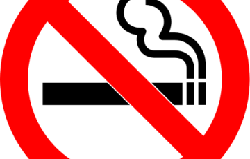 no smoking island health