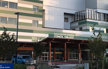 North Island Hospital Comox Valley