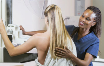 diagnostic and screening mammography